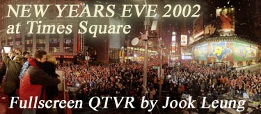 Times Square New Years Eve 2002